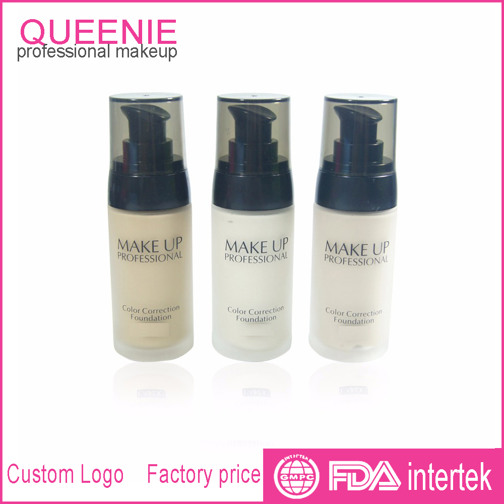 Makeup miss rose best private label liquid foundation for oily skin