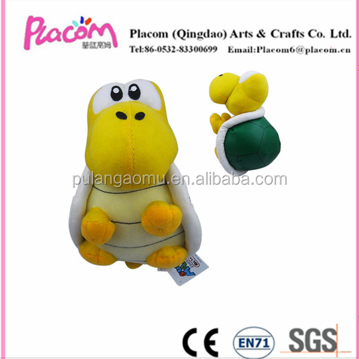 Hot Selling Lovely Plush tortoise, fashion tortoise plush toys