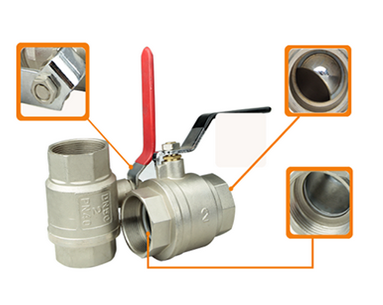 stainless steel ball valve China