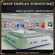 High quality hot sale retail kiosk for sale and furniture for mobile phone shop