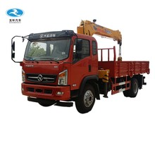 Folding Boom Truck Crane with High Quality