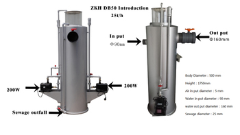 High efficiency protein separator,Protein skimmer for high efficiency