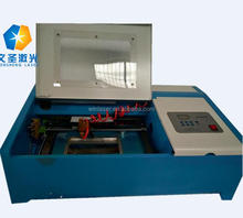id card laser engraving machine wood cutting machine