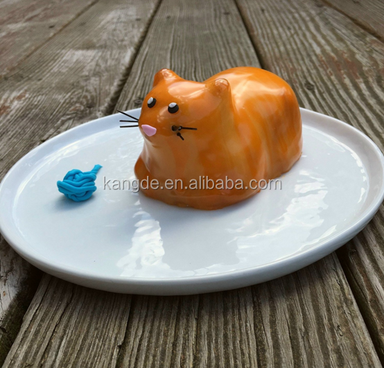 Mini Cat Shaped Cupcake Molds/Silicone cake mould/Perfect Baking Gift for Cat Lovers
