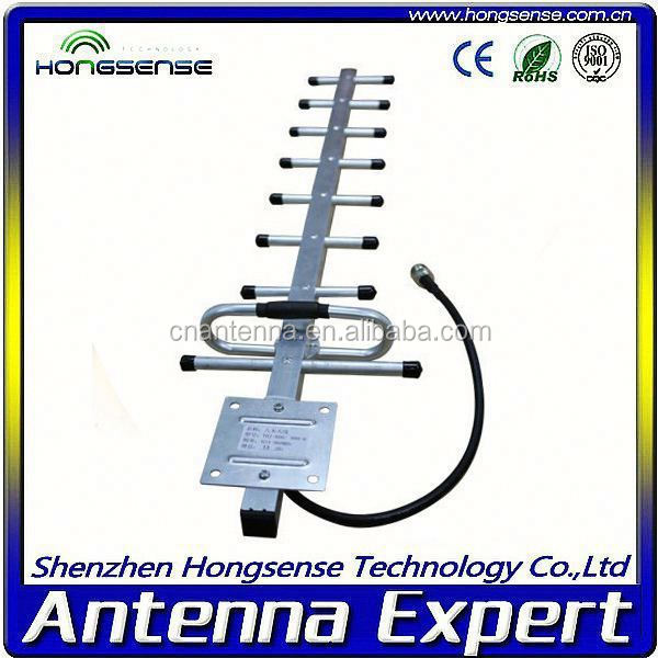 [High gain]wireless tv antenna 50km for outdoor yagi antenna