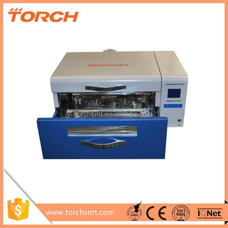 SMD led soldering machine T200C small pcb making machinary