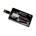 full color printing credit card slim 8gb usb flash drive/ 16gb card usb flash drive