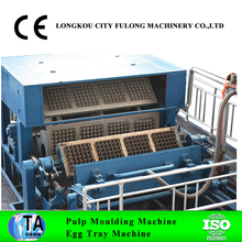 Pulp and waste paper recycled egg tray making machine/paper pulp egg tray machine