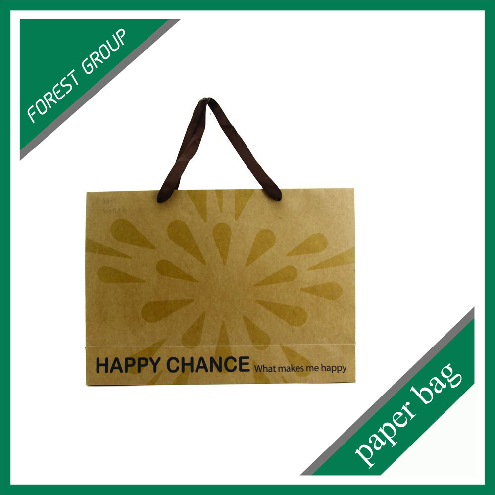 Customized Recyclable kraft paper bag with window and zipper OEM