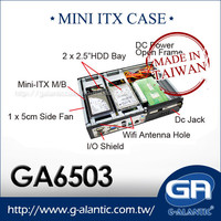 GA6503- Gaming PC mini itx industrial pc case
