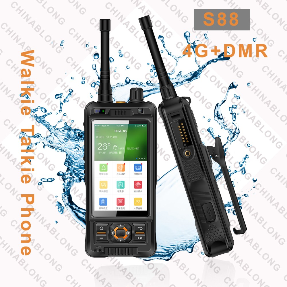 New Products 2016 Licence Free Walkie Talkie Specifications,Waterproof IP67 4G Bluetooth Intercom,Dmr Walkie Talkie Wholesale