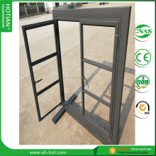 Made in China latest homesteel window iron grill prices design metal casement window