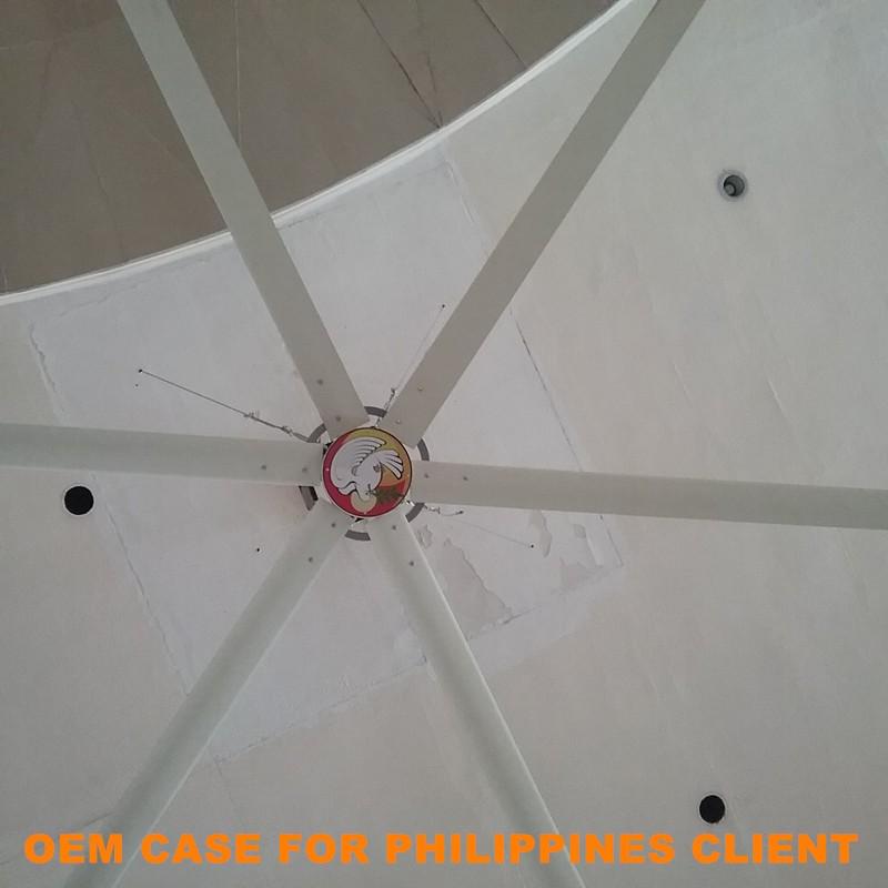 24ft big wind large diameter industrial big ass ventilator industrial hvls fan buy industrial. Black Bedroom Furniture Sets. Home Design Ideas