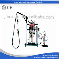 ST01 two component sealant extruder / sealant coating machine / silicone extruder