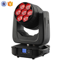 led decoration light for wedding 7pcs x 40w moving head rgbw stage lighting