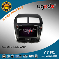 Factory OEM hot sale double din for Mitsubishi ASX car radio