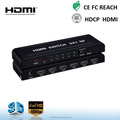5 X 1 Hdmi Switcher( 3d Support)