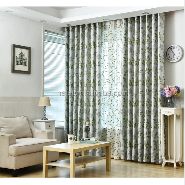 Top quality latest manufacturer of curtains