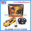 1:10 5ch fashion car rc toy with certificate