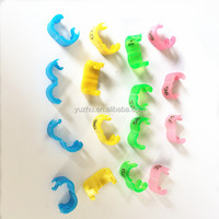 Plastic Birds Rings Canary Birds Rings Finch Birds RIngs Budgie Birds Rings Clips