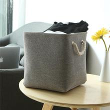 Modern Design Wholesale pu storage box hot-selling car trunk Non Woven folding