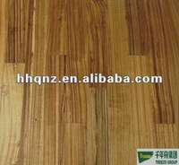 Flat Tiggerwood Engineered Hardwood Flooring Plank(UV,HOMAG)