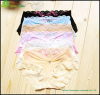 Free Size Sexy Lace Panty Manufacturer Bamboo Fiber Wholesale Women Panties underwear GVMT0020