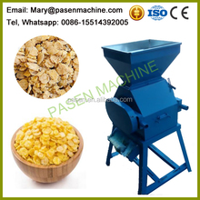 Automatic electric corn flakes maker / small scale corn flakes production plant / corn flakes machine price