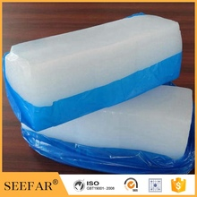 Cheap price of rubber sole raw material