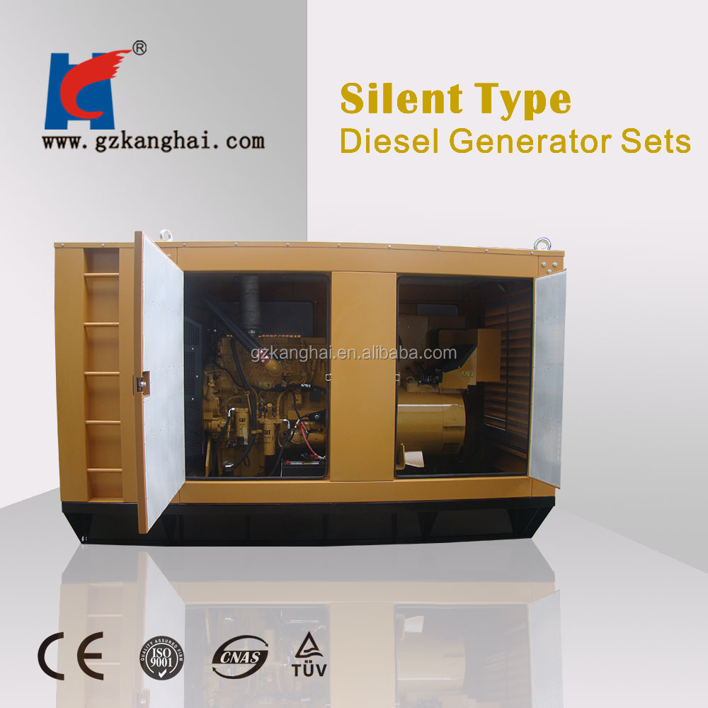 dynamo 50kw cat diesel engines with Harsen controller alibaba best sellers