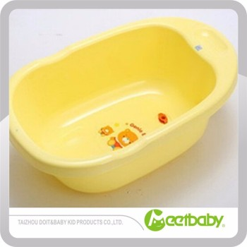 Deep Baby Plastic Bathtub Large Plastic Baby Bathtub