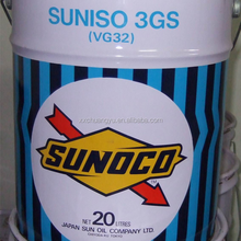 Application industrial chiller spare parts Lubricant oil Suniso 3GS