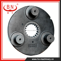 High quality Apply to SUMITOMO SH200A3 excavator carrier roller parts