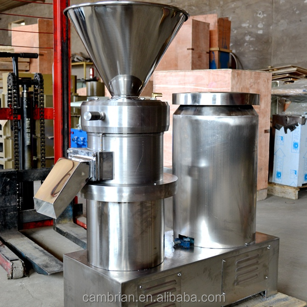 Stainless steel machines that make peanut butter with lowest price
