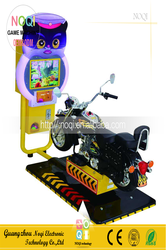 2016 new screen 3D Harley Motorcycle kiddle rides for children
