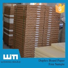 200gsm 210gsm 250fsm 300gsm 350gsm 400gsm coated board C1S C2S duplex