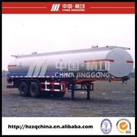Fuel tanker truck dimensions on china market