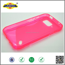 Promotion Price Clear Transparent TPU S Line Skin Case Cover For Samsung Galaxy S6
