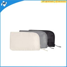 Black gray beige waterproof nylon camera bag