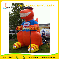 2016 HOT Sale Giant Inflatable Animals, Cute XL size Monster Inflatable Advertising for Sale