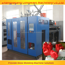 auto blow moulding machine for HDPE plastic container 2l 3l 4l 5l