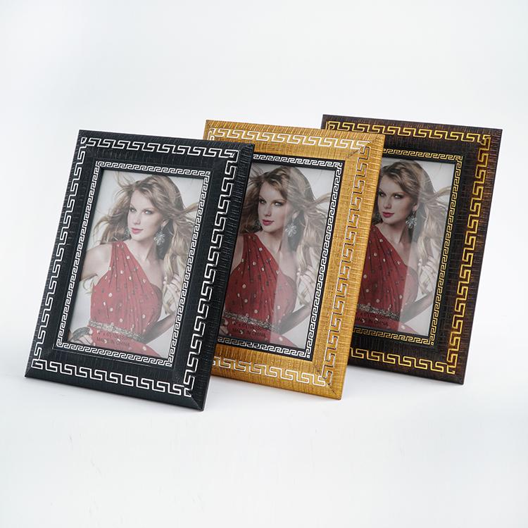 Hohe Qualität Desktop Feines Muster Gold Silber Ps Bilderrahmen ...