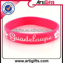 Silicone bracelets designs for girls