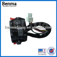handlebar switch for motorcycle,motorcycle clutch switch on the left,all models with cheap price