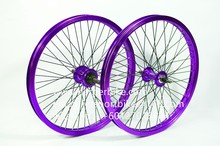 Good Quality 20 inch BMX Bicycle alloy wheels sets
