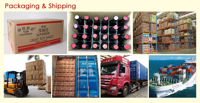 Sweet Soy Sauce Supplier Manufacturer from China