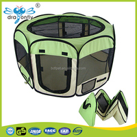 Wholesale High Quality General Cage Collapsible Dog pet pen
