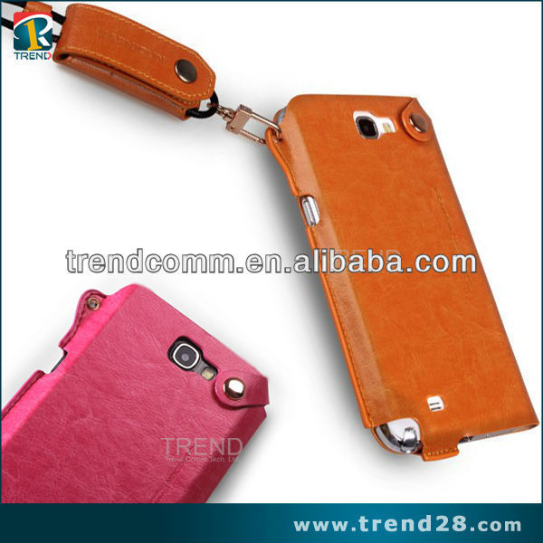 alibaba china Hang rope fashion style design for samsung galaxy note ii case