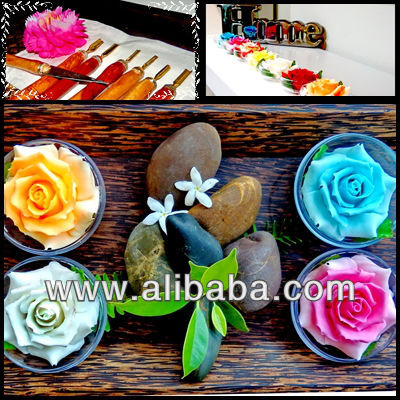 SOAP FLOWER CARVING ROSES