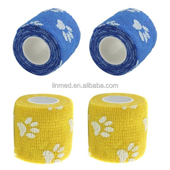 Cohesive Bandage Animals Cohesive Bandage Vet Wrap